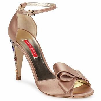 Shoes Women Sandals Charles Jourdan MANRAY Sable