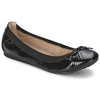 Shoes Women Flat shoes Moony Mood BOLALA Black / Patent