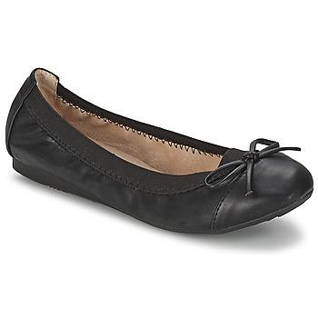 Shoes Women Flat shoes Moony Mood BOLALA Black