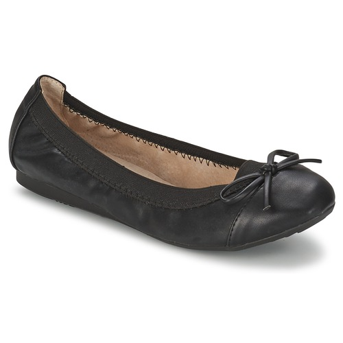 Shoes Women Flat shoes Moony Mood BOLALA Black