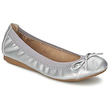 Shoes Women Flat shoes Moony Mood BOLALA Silver