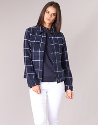 Clothing Women Jackets / Blazers Maison Scotch VELERIANS Marine
