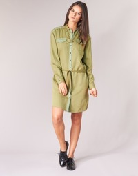 Clothing Women Short Dresses Scotch & Soda JULIENAS Khaki