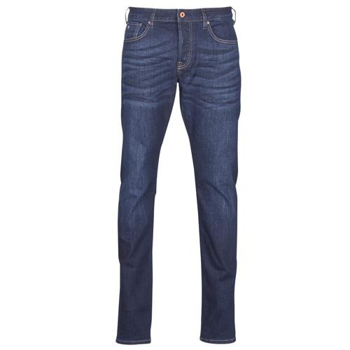 Clothing Men Slim jeans Scotch & Soda RALSTON Blue / Dark