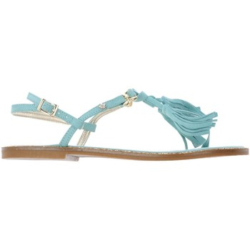 Shoes Women Sandals Replay Teres Blue