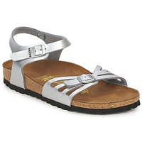 Shoes Women Sandals Birkenstock BALI Silver
