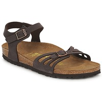 Shoes Women Sandals Birkenstock BALI Mocca