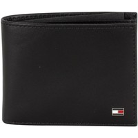 Bags Men Wallets Tommy Hilfiger Men's Eton Mini Wallet, Black black