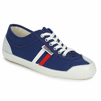 Shoes Men Low top trainers Kawasaki PLAYERS RETRO Marine