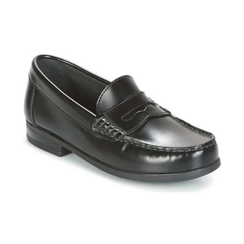 Shoes Children Loafers Start Rite PENNY 2 Black