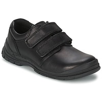 Shoes Boy Low top trainers Start Rite ENGINEER  black