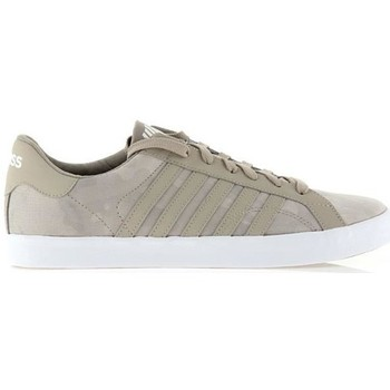 Shoes Men Low top trainers K-Swiss Belmont So T Camo 03737-286-M brown