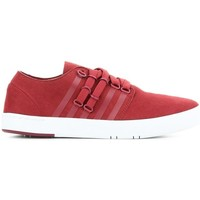 Shoes Men Tennis shoes K-Swiss K- Swiss DR CINCH LO 03759-592-M red