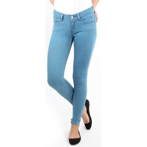 Clothing Women Skinny jeans Levi's Super Skinny Coupe 11997-0215 blue