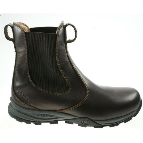 Shoes Men High boots Tecnica WYOMING PULL ON MS 13125600002 brown