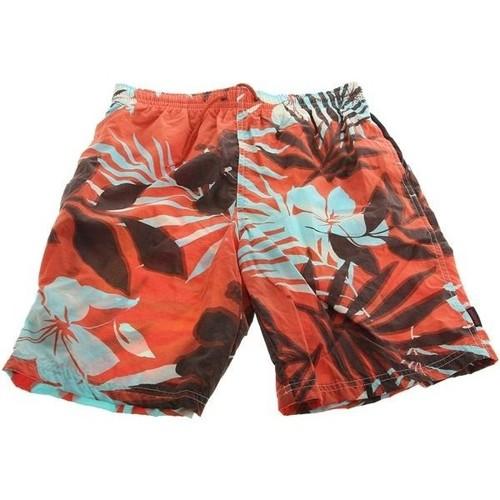 Clothing Men Shorts / Bermudas Zagano Spodenki kąpielowe  2216-208 red