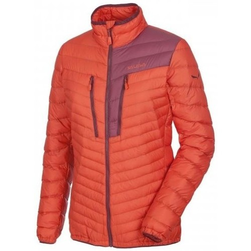 Clothing Women Duffel coats Salewa Kurtka  Antelao DWN W JKT 25202-4801 red