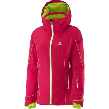 Clothing Women Macs Salomon Kurtka  Whitecliff W 374720 pink