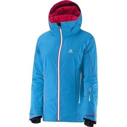 Clothing Women Macs Salomon Kurtka  Whitecliff W 374721 blue