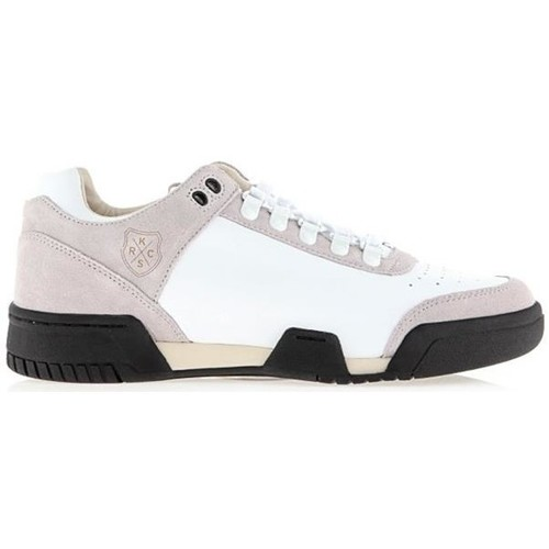 Shoes Men Low top trainers K-Swiss Gstaad Neu Lux 03766-128 white