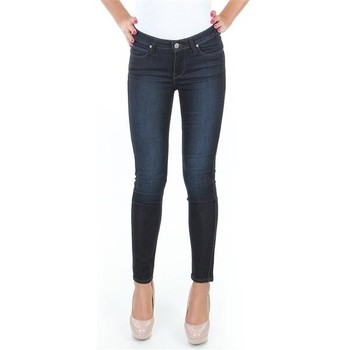 Clothing Women Skinny jeans Lee Spodnie  Scarlett L526SWWO blue
