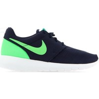 Shoes Low top trainers Nike Roshe One GS 599728-413 black