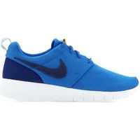 Shoes Low top trainers Nike Roshe One GS 599728-417 blue