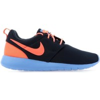 Shoes Women Low top trainers Nike Roshe One GS 599729-408 blue