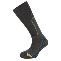 Clothes accessories Socks Salewa Skarpety  All Mountain SK 68056-0621 grey