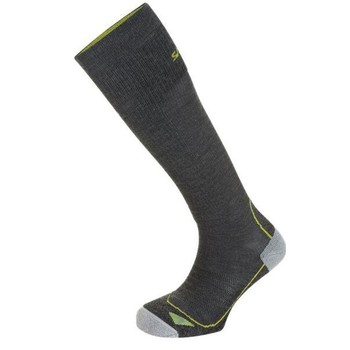 Clothes accessories Socks Salewa Skarpety  Trek Balance Knee SK 68064-0621 grey