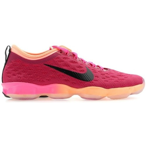 Shoes Women Low top trainers Nike Zoom Fit Agility 684984-603 pink