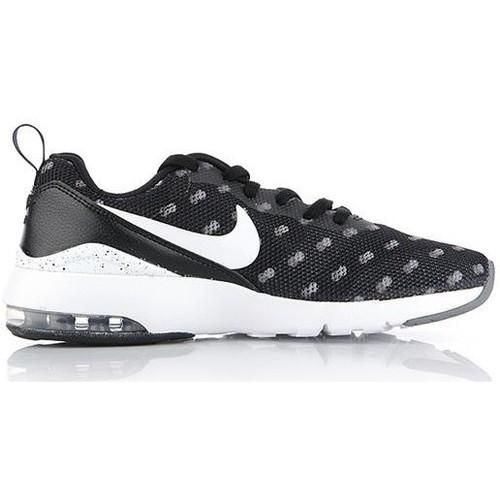 Shoes Women Low top trainers Nike Wmms Air Max Siren Print 749511 004 black