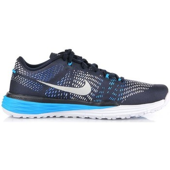 Shoes Men Low top trainers Nike Mens  Lunar Caldra 803879-414 blue