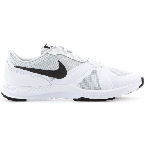 Shoes Men Low top trainers Nike Mens  Air Epic Speed 819003-100 white