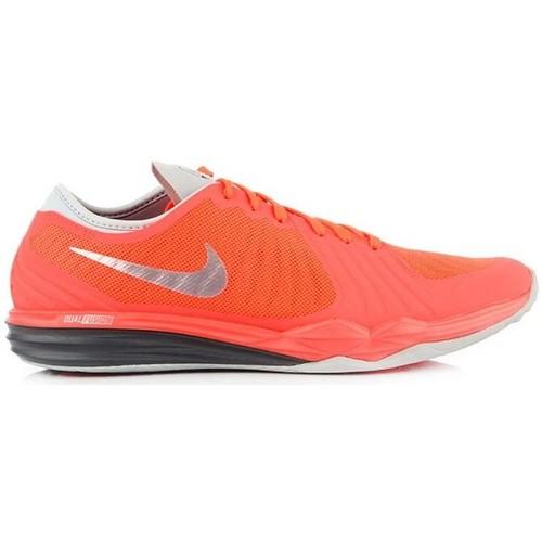 Shoes Women Low top trainers Nike Wmns  Dual Fusion Tr4 819021-800 orange