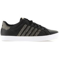 Shoes Women Low top trainers K-Swiss Women's Belmont So Snake 93736-049-M black