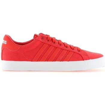 Shoes Women Low top trainers K-Swiss Women's Belmont SO T Sherbet 93739-645-M red