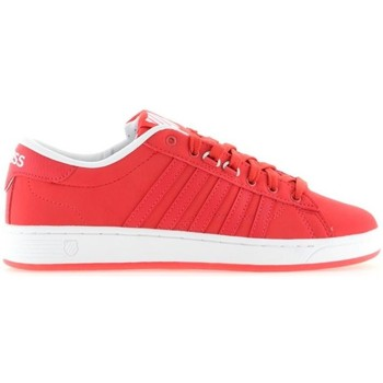 Shoes Women Low top trainers K-Swiss Women's Hoke SNB CMF 93774-645-M red