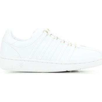 Shoes Women Tennis shoes K-Swiss Classic VN 50TH 93944-955 white
