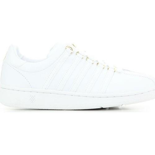 Shoes Women Tennis shoes K-Swiss Classic VN 50TH 93944-955 white