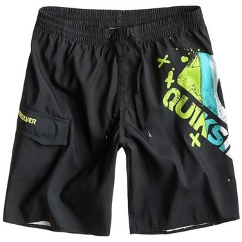 Clothing Men Shorts / Bermudas Quiksilver kąpielowe  AQYJV00016-KVJ6 black