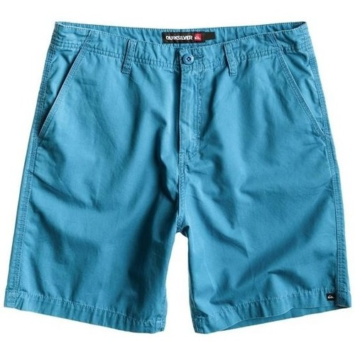Clothing Men Shorts / Bermudas Quiksilver AQYWS00119-BPC0 blue