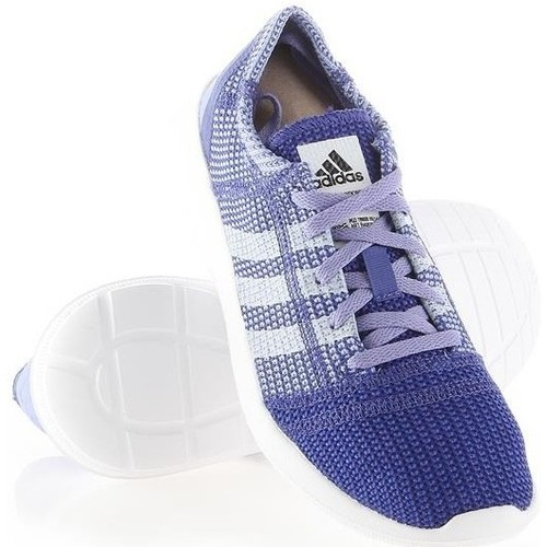 Shoes Women Low top trainers adidas Originals Adidas Element Refine Tricot B40629 blue