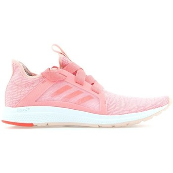 Shoes Women Low top trainers adidas Originals WMNS Adidas Edge Lux w BA8304 pink