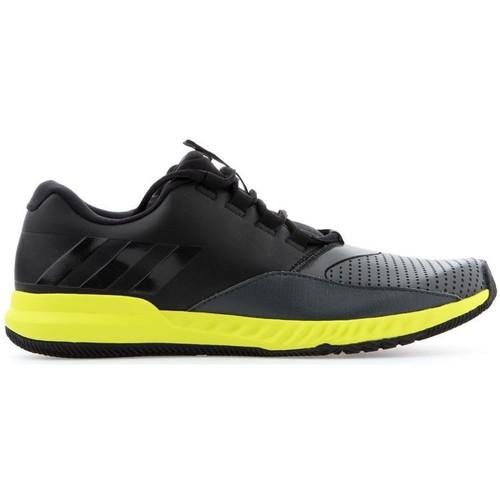 Shoes Men Low top trainers adidas Originals Adidas Crazymove Bounce M BB3770 black