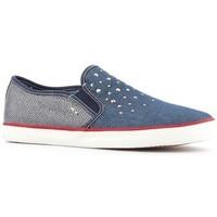 Shoes Women Slip-ons Geox Wmns  J Kiwi G.D  J62D5D-0ZDAS-C4001 blue