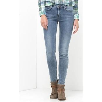 Clothing Women Skinny jeans Lee Scarlett Skinny L526WMUX blue