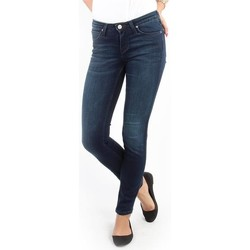 Clothing Women Skinny jeans Lee Scarlett Skinny Pitch Royal L526WQSO navy