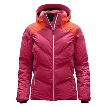 Clothing Women Duffel coats Kjus Kurtka  Ladies Snow Down LS15-709 30518 pink