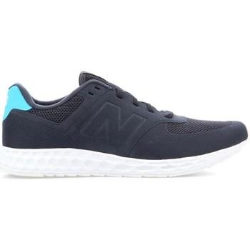 Shoes Men Low top trainers New Balance Mode De Vie MFL574NB black